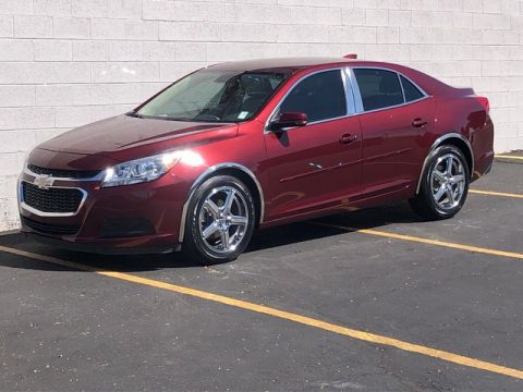 Used 2015 Chevrolet Malibu LT - Offsite Location