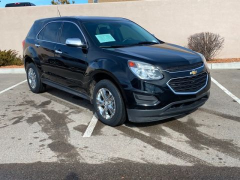 Used 2016 Chevrolet Equinox LS - In-Stock