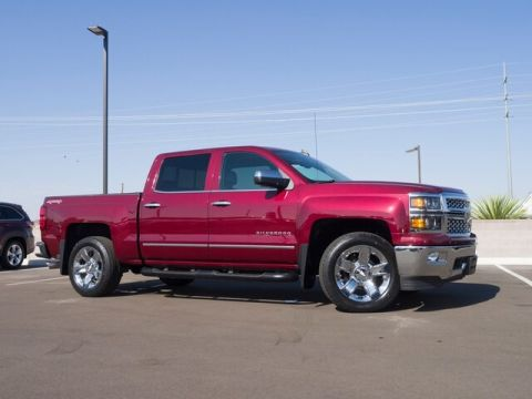 Used 2015 Chevrolet Silverado 1500 LTZ - Offsite Location