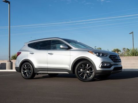 Used 2017 Hyundai Santa Fe Sport 2.0T Ultimate - Offsite Location