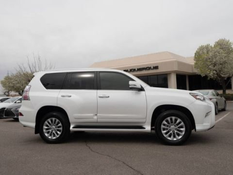 L/Certified 2018 Lexus GX GX 460 - Offsite Location