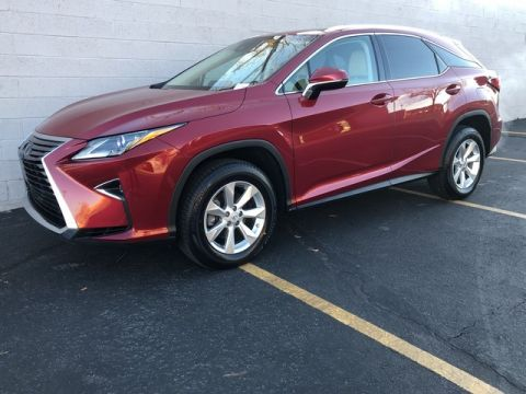 L/Certified 2017 Lexus RX RX 350 - Offsite Location