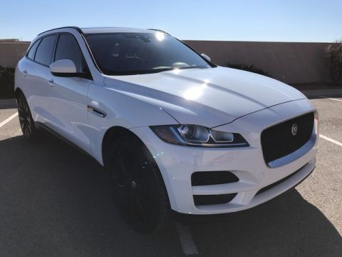 Used 2017 Jaguar F-PACE AWD 35t Premium - In-Stock