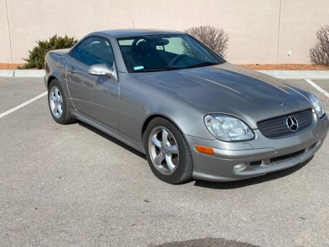 Used 2003 Mercedes-Benz SLK 3.2L - In-Stock